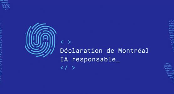 ÉIAS CHUM Déclaration de Montréal IA responsable