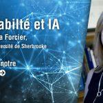 École de l'intelligence artificielle en santé du CHUM Responsabilité et IA