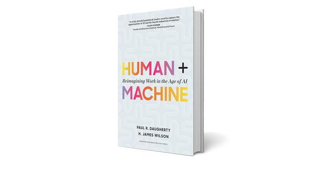 Human + Machine Daugherty & Wilson