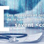 Les médecins et professionnels de la santé de demain savent coder